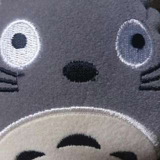 🚚 龍貓 超級可愛鑰匙圈包!