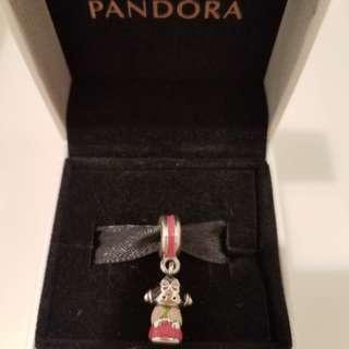 Pandora 韓國新年娃娃吊飾