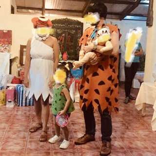 Flintstone costumes