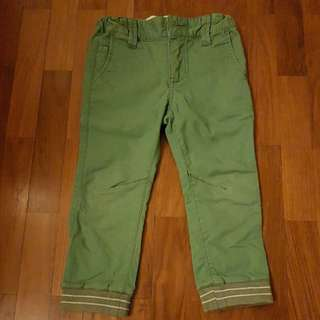 Cotton On Green Pants for 2 Years Old
