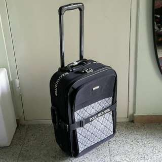 "(*Defects) Polo Hunter 22.5"" Cabin Luggage Bag"
