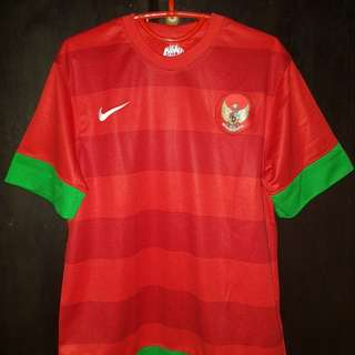 Jersey Indonesia AFF 2012 (Size S)