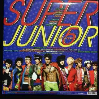 (Preloved) Super Junior Mr Simple Eunhyuk Cover