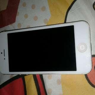 Iphone 5 white ex ibox