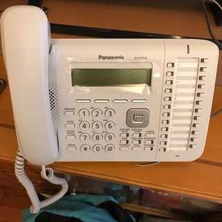 Panasonic 座機 KX-DT543