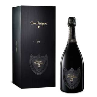 Dom Perignon 2000 P2 Champagne with Gift Box