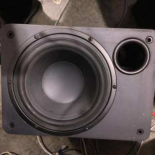 *PRICE UPDATED* Audica Microsub 100W active subwoofer