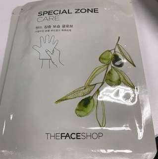 The Faceshop hand Mask