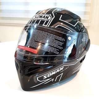 ***In-Stock = Full Face Helmets Dual Visor Modular Flip Up Escooters Motorcycle
