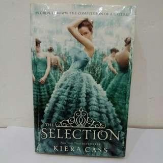 English Novel - Selection by Kiera Cass