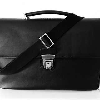 e86d6816bfe9a6 CNY Sale!!! Vistula Men's Leather Briefcase