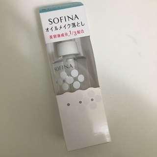 Sofina makeup cleaning oil 保濕精華卸妝油 150ml