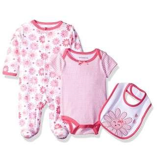 (3-6M) Brand New Baby Set
