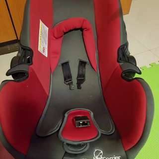 Unused Car Seat