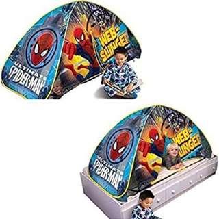 Playhut spiderman 2 in 1 tent