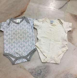 Romper 2 Set 0-3 month