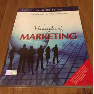 Principles of Marketing by Lamb, Hair & McDaniel