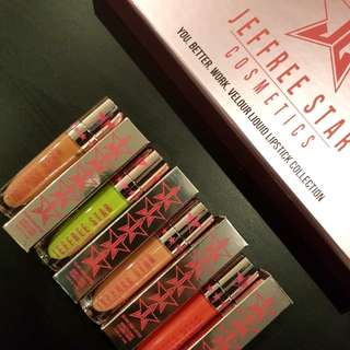 Jeffree Star - You better work - Bnib - Authentic