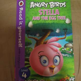 Angry Birds - Stella and the Egg Tree