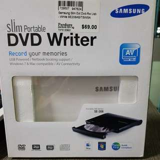 Samsung DVD writer/reader