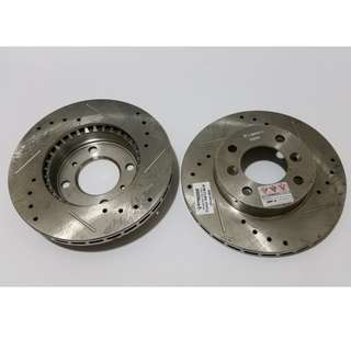 IMP Formula Racing Disc Brake for Proton Saga BLM