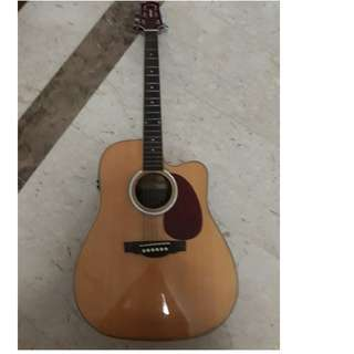 Eletric Acoustic Guitar - StarSun