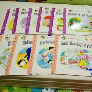 Malay children books