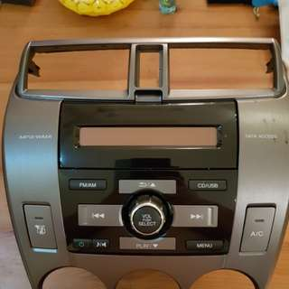 Honda City GM5 Head Unit