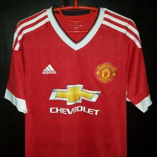 Jersey Manchester United Home 2015 (Size M)