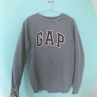 Gap Logo 大學T