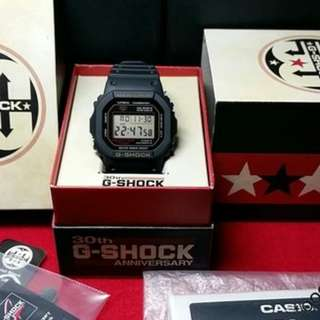 G-SHOCK DW-5030C-1JR_30週年限量版