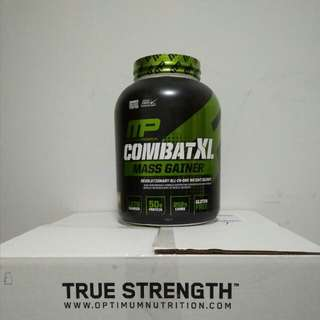 New Mass Gainer 6lbs  exp6/2020