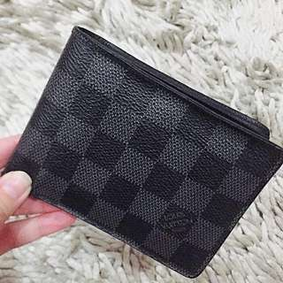 💯 Authentic LV Wallet