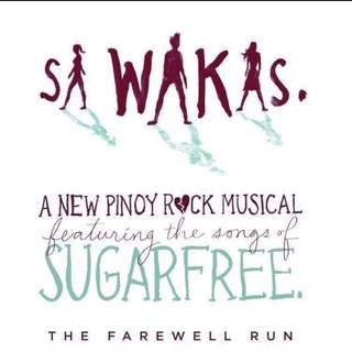Sa Wakas - A Pinoy Rock Musical