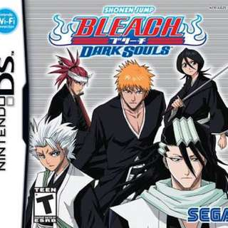 Bleach ds game