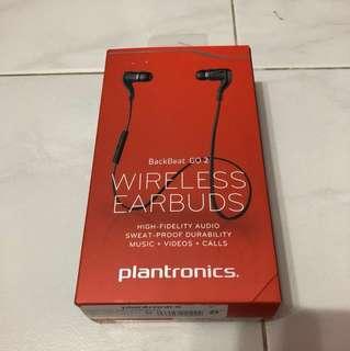 Plantronics Backbeat Go 2 (Intact Seal)