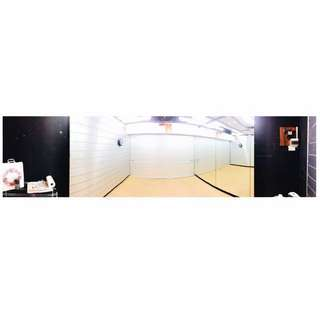 Cheap dance studio/ rehearsal space for rent
