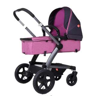 GB baby stoller, perfect condition, 9.5 new, 0+ age
