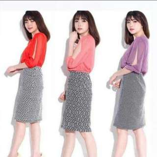 Enfocus cold dress NYATU YAA