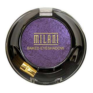 Authentic Milani Baked Eyeshadow in Purrfect Purple