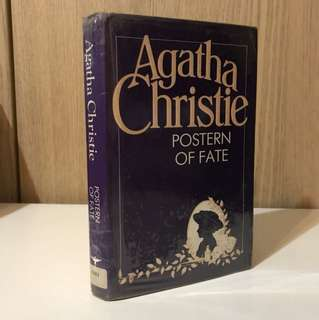 Agatha Christie (Postern of Fate)