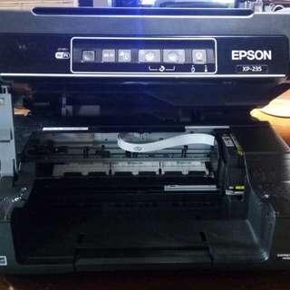Epson XP-235 Expression Home Wifi Printer