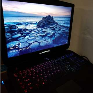 Alienware 17 R3 - W510817SGW10