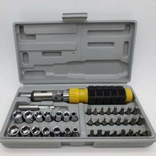 kunci socket set 41pcs