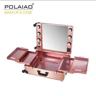 Make up Trolley cosmetic case