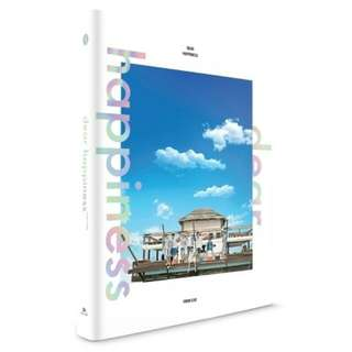 PREORDER EXO DEAR HAPPINESS