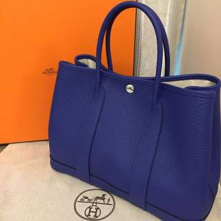 Hermes Garden Party 30 (Brand new)