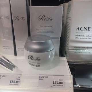 Refa face up cream
