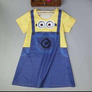Instocks Minion Dress