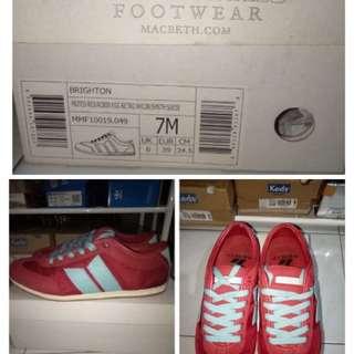 Macbeth Footwear Brighton